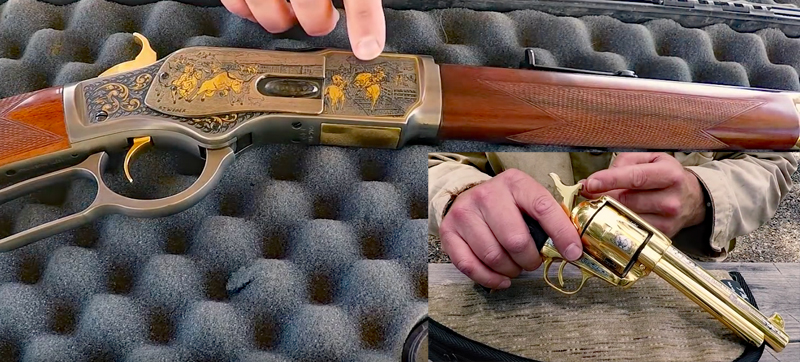 Can You Safely Shoot Commemorative Guns?