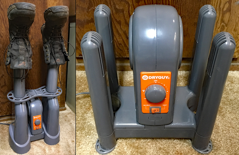 Review: DryGuy Forced-Air Boot & Glove Dryer
