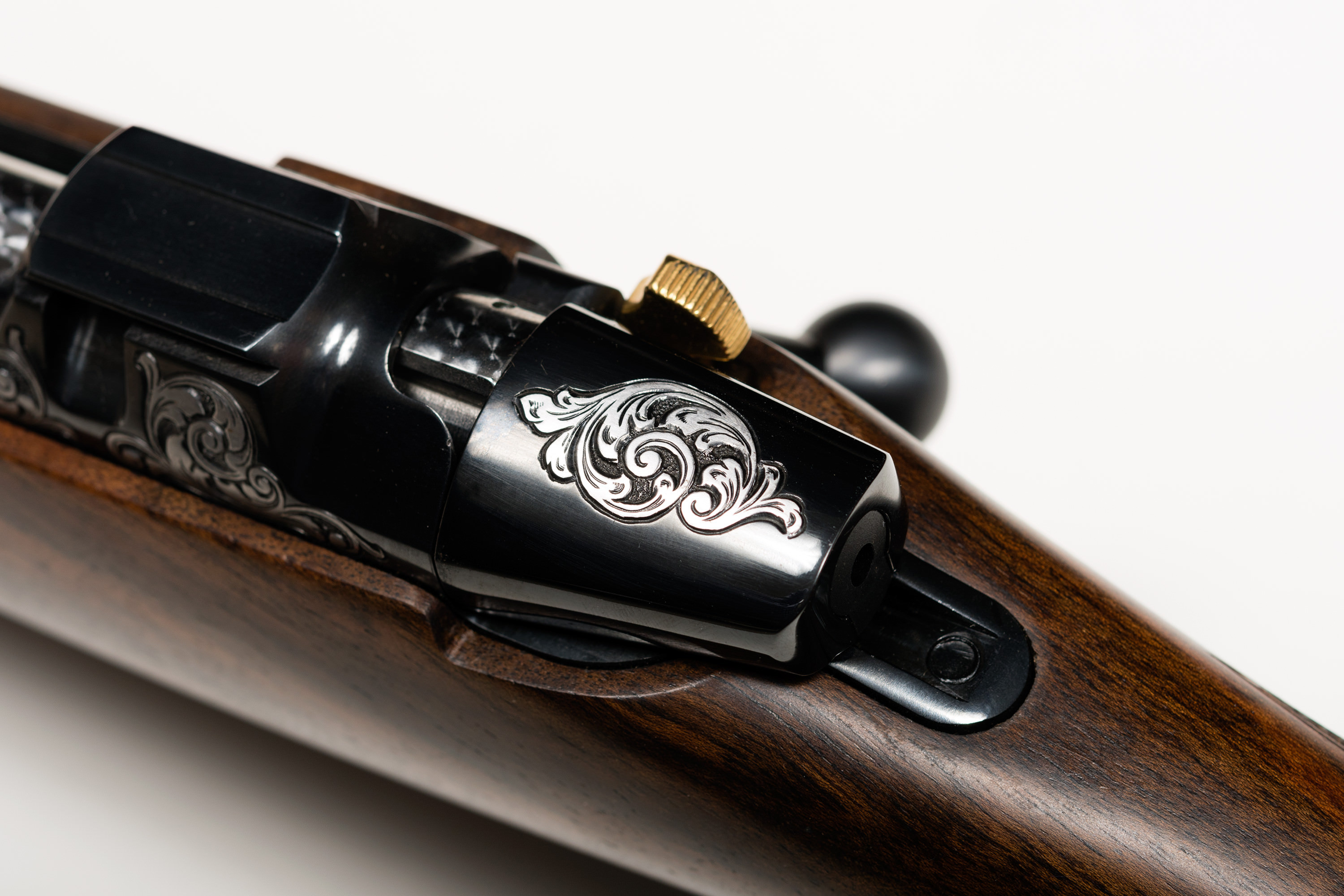 CZ 557 Engraved Rifle in .30-06