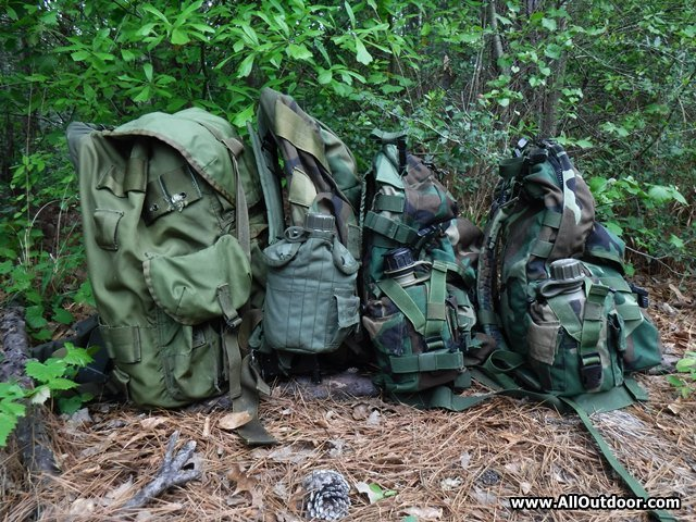 Four of the Best Military Surplus Backpacks