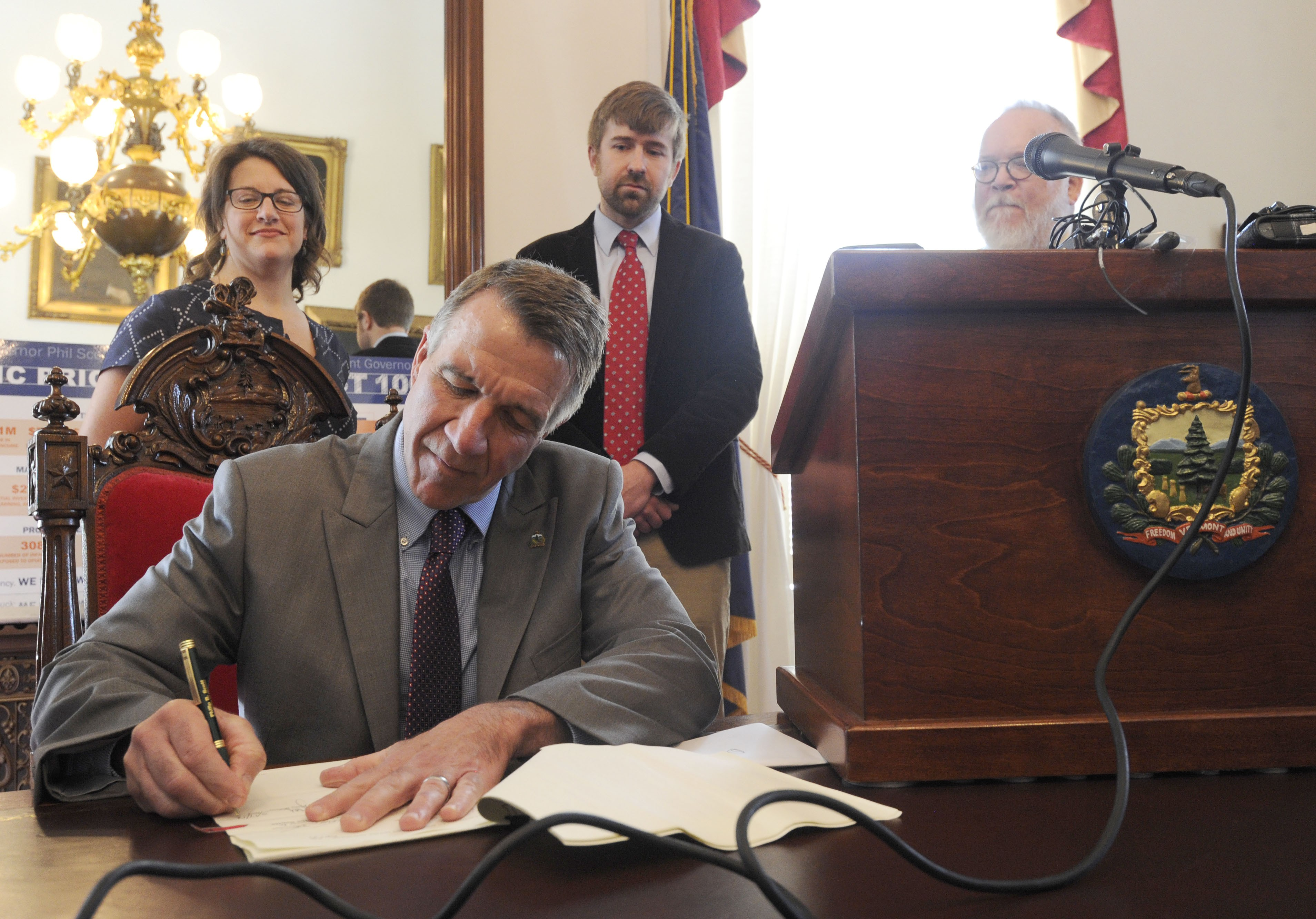 Significant Gun Restrictions Signed into Law By Unlikely Source