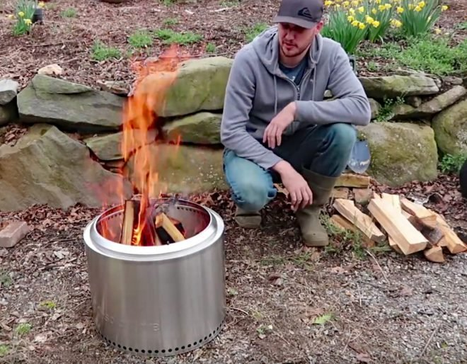 Watch Most Advanced Back Yard Fire Pit Alloutdoor