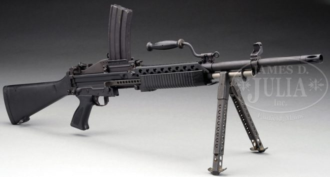 Watch the original modular weapon system stoner 63a alloutdoor a potentially belt fed rifle weighing less than half as much as the m60 thecheapjerseys Choice Image