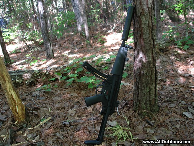 The Case For a 22 Long Rifle AR-15 and MP5