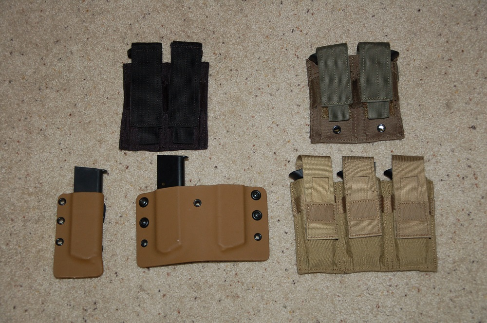 How Many Backup Mags to Carry?