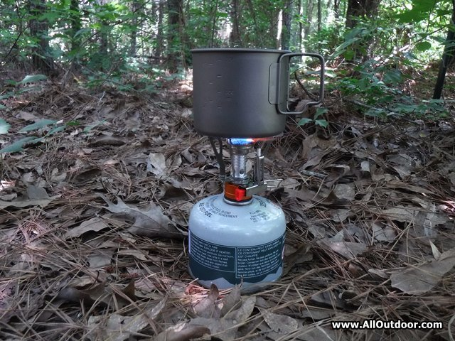 Gear Review: Etekcity Ultralight Camping Stove