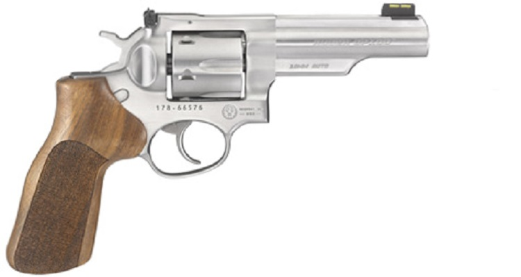 Ruger Goes for 10 Again