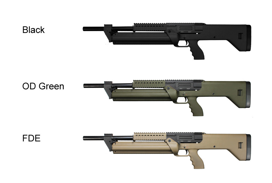"SRM's Unique New ""Next Generation"" Shotgun"