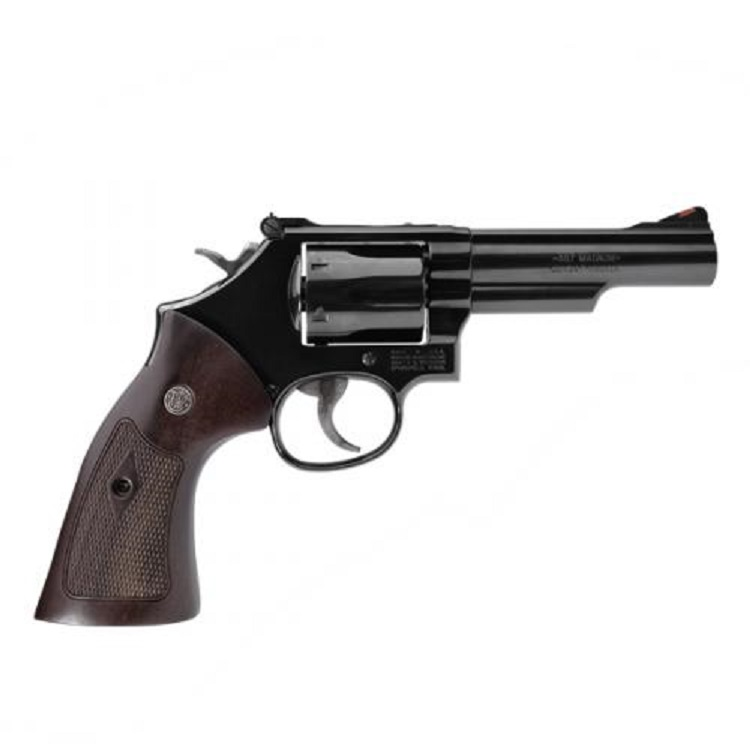 Smith & Wesson Brings Back the Model 19