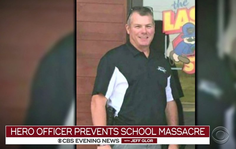 School Shooting Cut Short by On-Campus Armed Officer