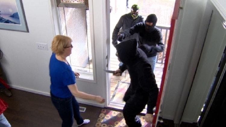 Confronting Multiple Home Invaders