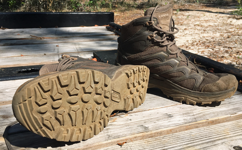 Review: LOWA Innox GTX Mid TF Boots