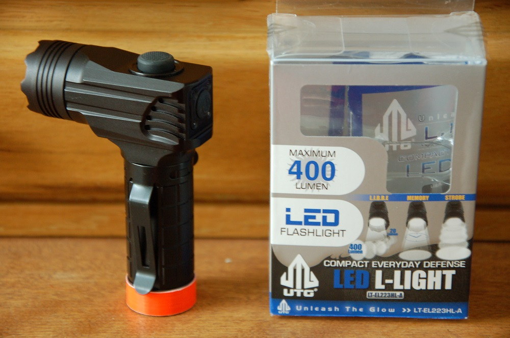 Review: Leapers-UTG's New Libre LED Light