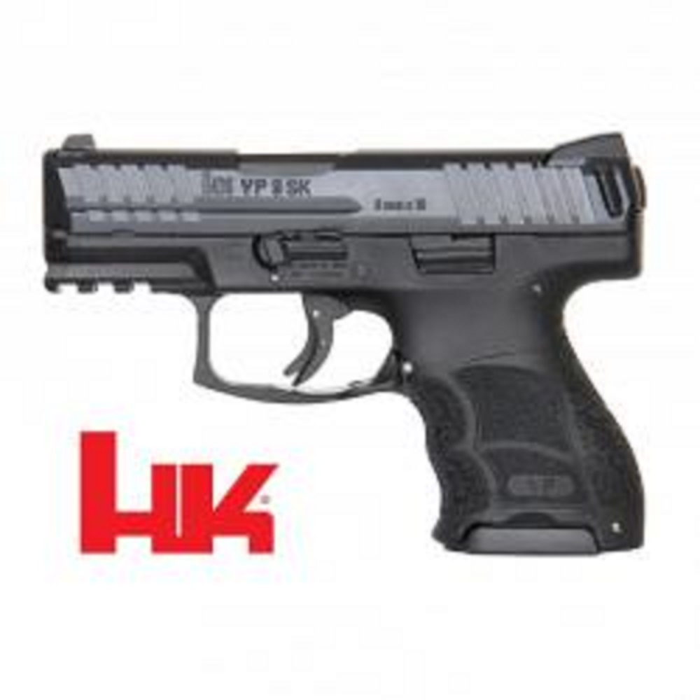 The Heckler and Koch HK45 is Serious Business
