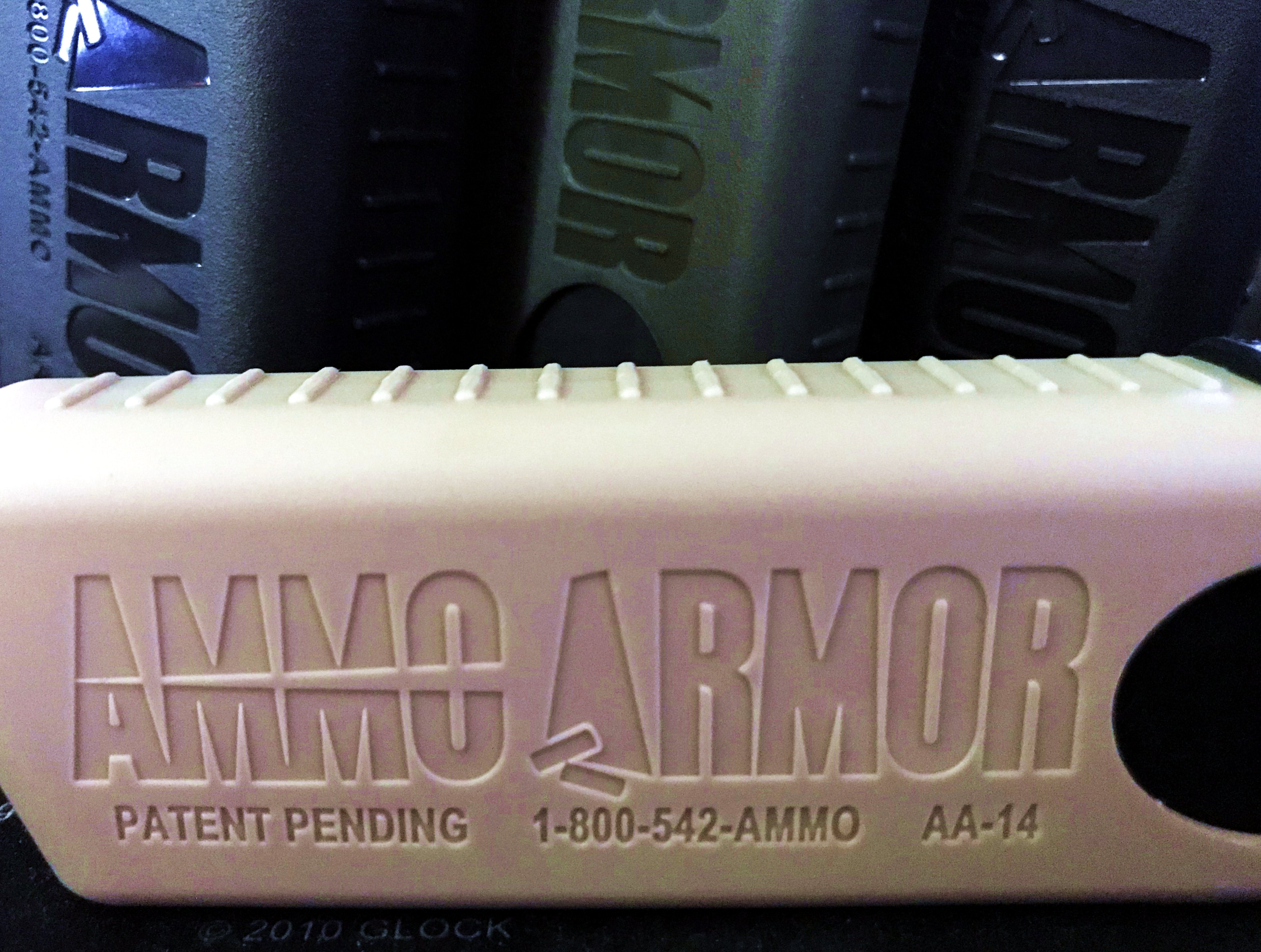 Ammo Armor: Something You Think You Don't Need?