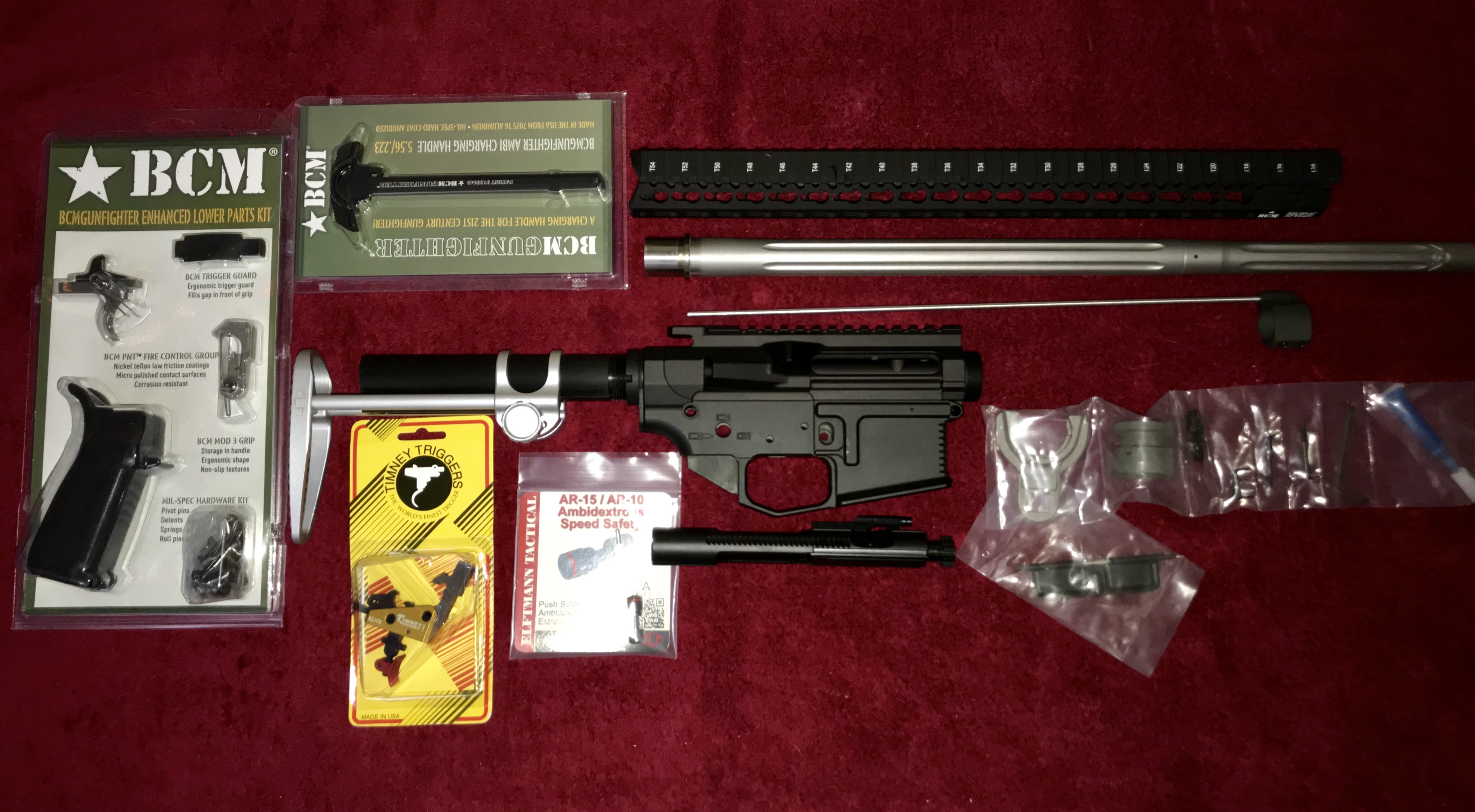 The Ultimate AR builds – Now there are 3 total maybe even 4!