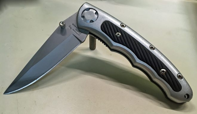 how to prevent rust on knives