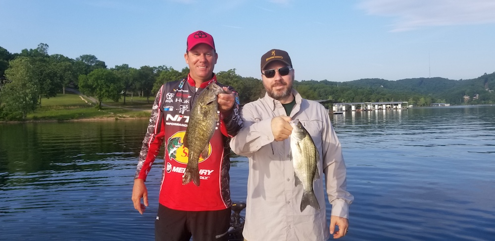 What I Learned by Bass Fishing with Kevin VanDam, World's Top Pro Angler
