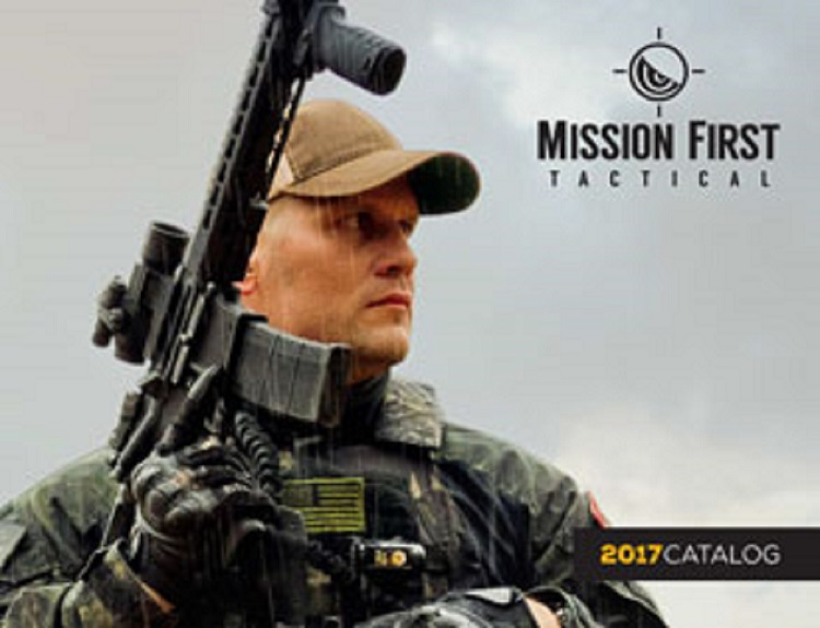 Mission First Tactical Signs with Bass Pro