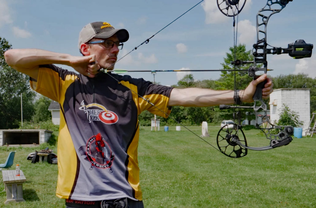 Compound Bow Review: Mathews Triax + Video
