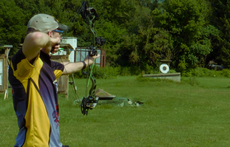 Compound Bow Review: Prime Logic + Video