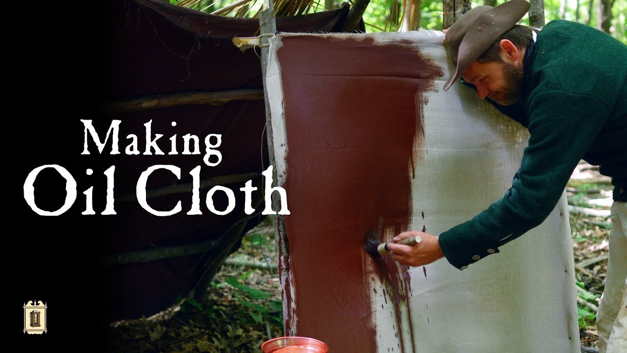 How to Make Your Own Oil Cloth