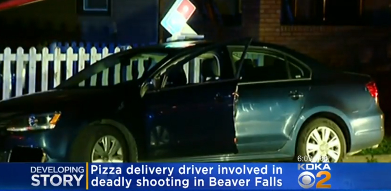 Pizza Driver Shoots Assailant After Being Attacked, Stabbed