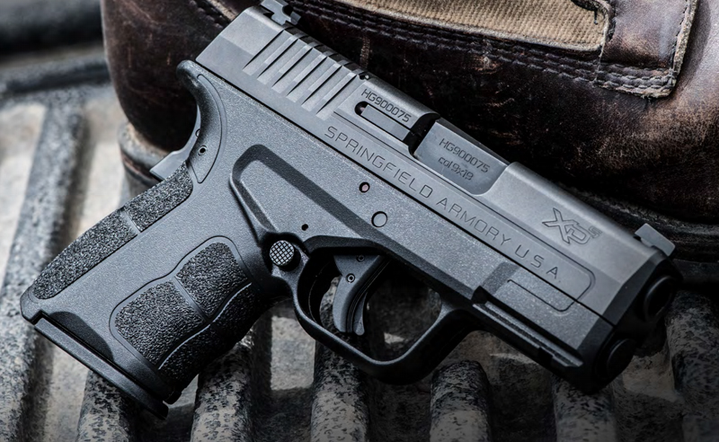 Springfield Armory's XD-S Mod.2 is a New XDS 9mm Pistol