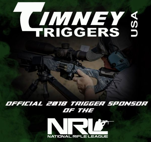 Timney Triggers Sponsors National Rifle League