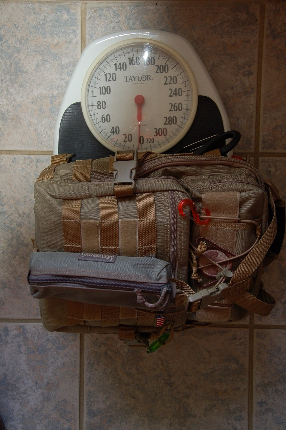 Prepper Tips:  Weight of a Bug Out Bag