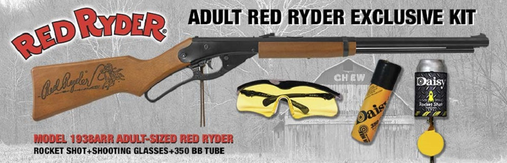Daisy Introduces Adult Red Ryder