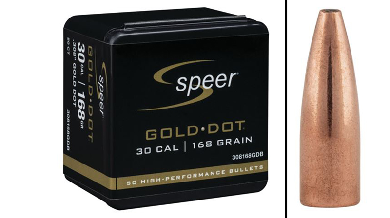 Speer's New Gold Dot Rifle Bullets for Personal Defense