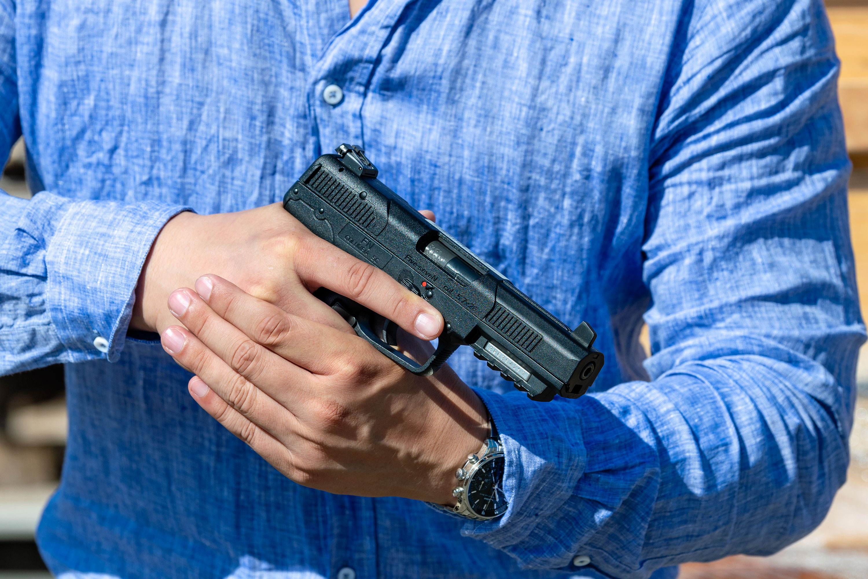 FN Herstal Five-seveN Pistol Officially Available in Canada