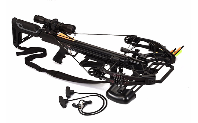 Big Crossbow, Small Budget—Save on The Bruin Ambush 410 Package