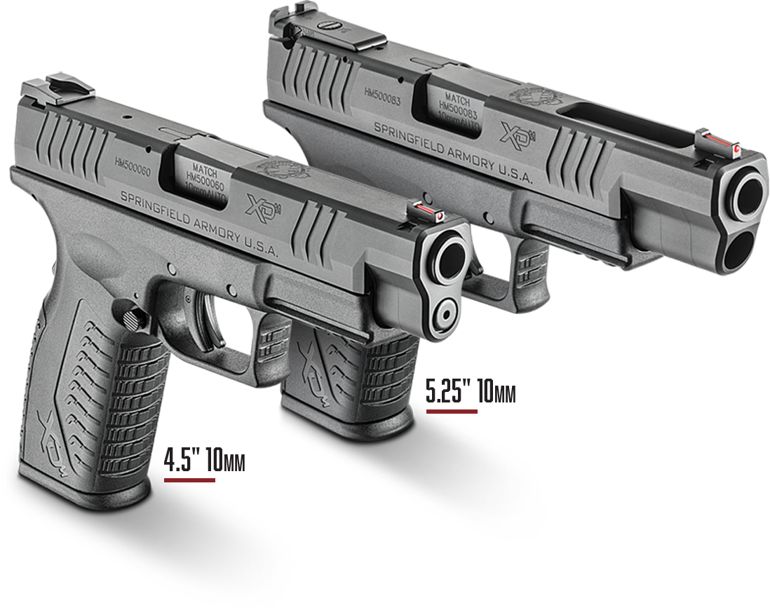 NEW Springfield Armory XDM 10mm has Finally Arrived!