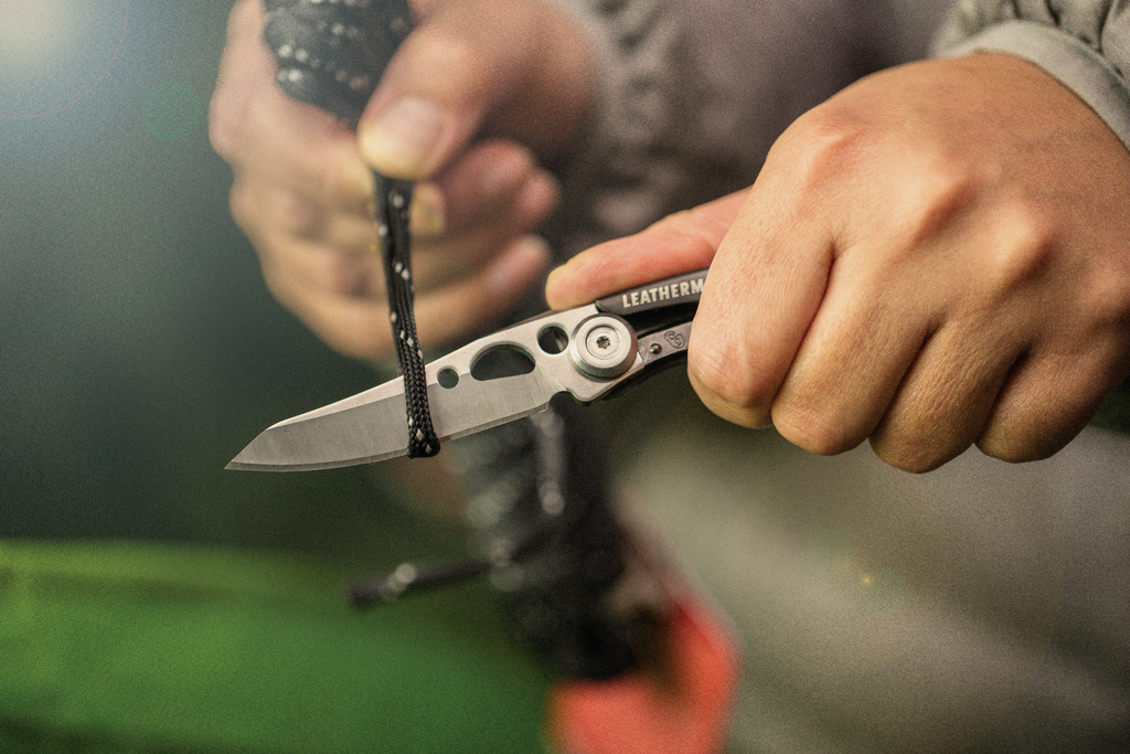 Less Is More—Save 20% on Leatherman Skeletool This Month