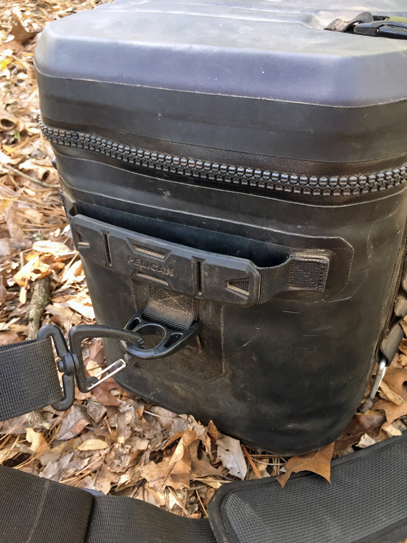 Pelican 24 can soft side cooler handle