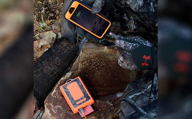 Portable Power For Less—Scosche GoBat Waterproof Portable Battery is On Sale