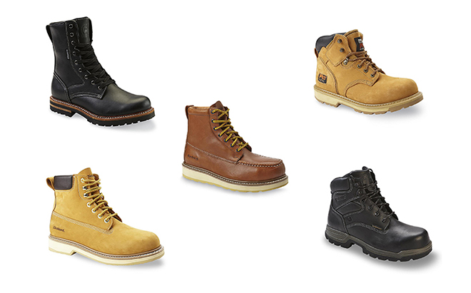 Work Boots for (Practically) Free? Yep, That's a Thing