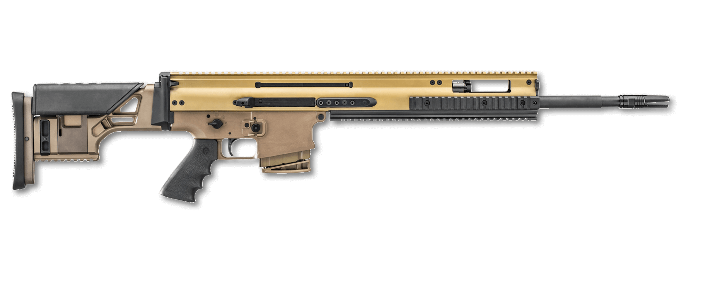 FN Announces Release of FN SCAR 20S Precision Rifle