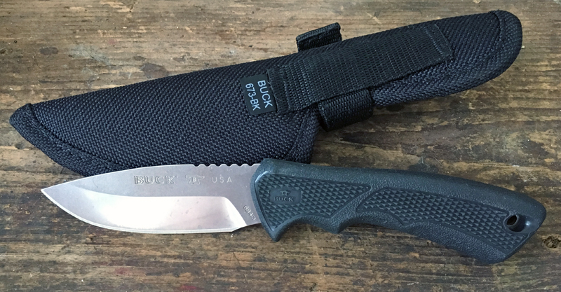 Buck Knives 684 BuckLite Max II Small Knife Review