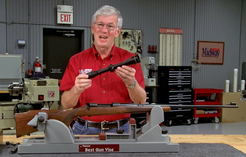 How to Properly Mount a Scope on a Rifle or Shotgun