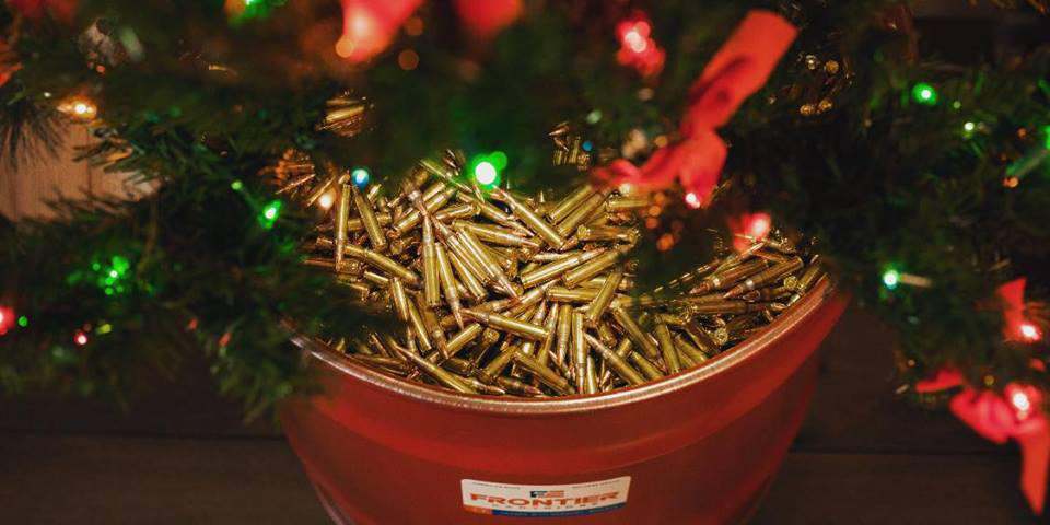 Hornady Frontier Cartridge Barrel of 13,889 Rounds of 5.56 NATO