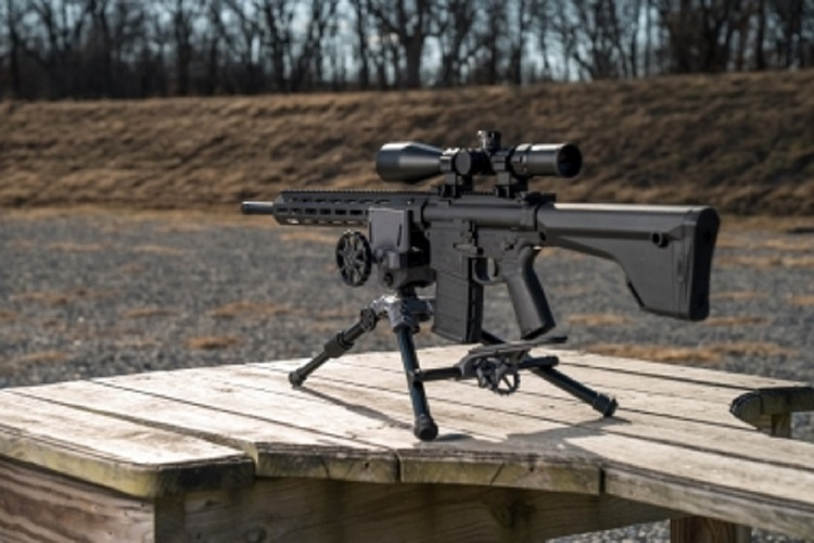 The Caldwell Precision Turret Shooting Rest