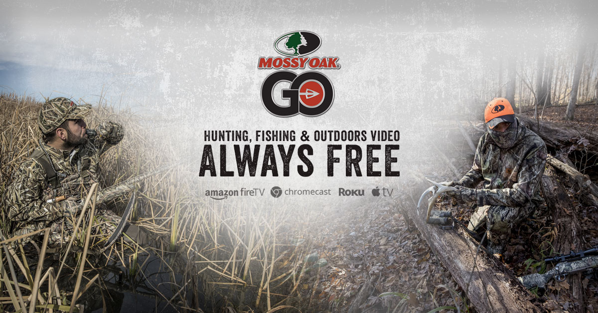You Can Stream Mossy Oak Videos For Free — Without Commercials