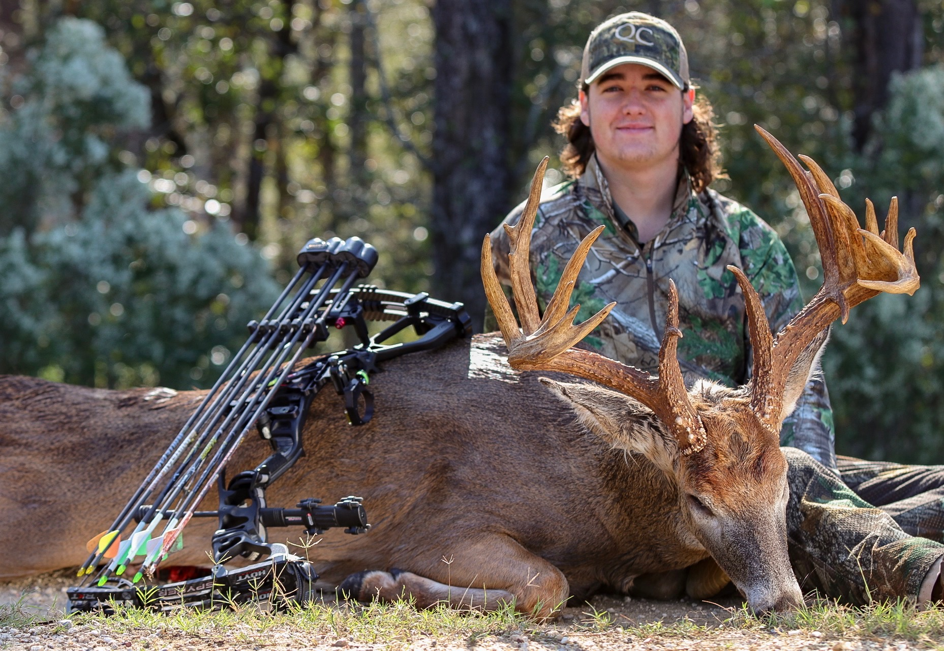 17-Year-Old Hunter's 204-Inch Buck Taken, Then Returned