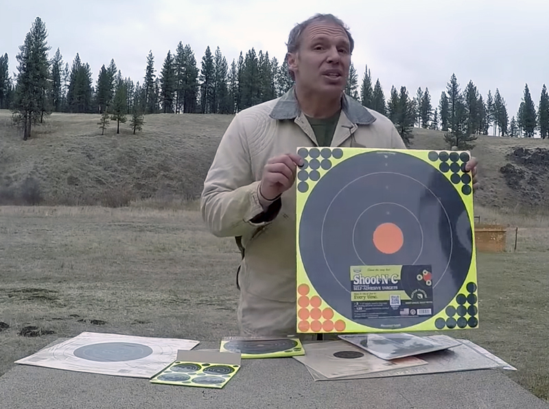 Paul Harrell on Different Kinds of Paper Targets