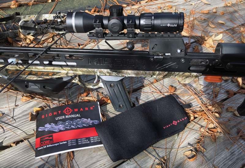 Sightmark Core SX 1.5-5×32 Crossbow Scope Review