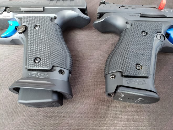 SHOT Show 2019) Walther Q5 MATCH Steel Frame 9mm Hands-On