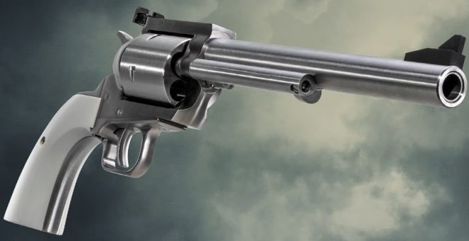 Magnum Research S Biggest Revolver Handgun Round Yet Alloutdoor Com